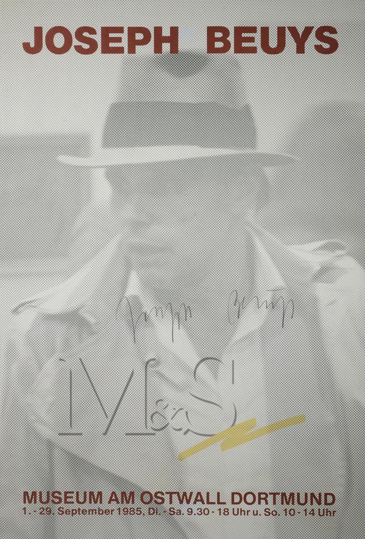 100 Jahre Joseph Beuys  - Was uns mit Beuys verbindet.-Img